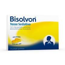 BISOLVON TOSSE SED*20PAST 10,5