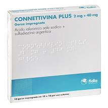 CONNETTIVINA PLUS* 10garze 10x10