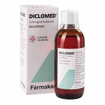 DICLOMED Collutorio 200 ml
