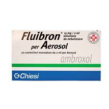 FLUIBRON*AER 20FL 15MG 2ML