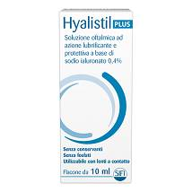 Hylastil 0,2% Collirio 5 ml