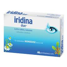IRIDINA DUE*COLL 10FL0,5ML0,05