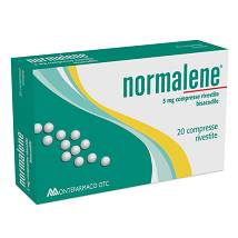 NORMALENE Compresse Rivestite 20 compresse