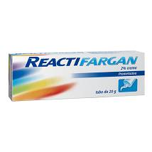 REACTIFARGAN Crema 20 g