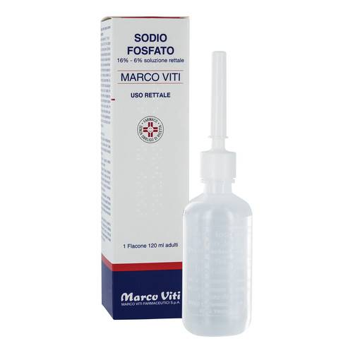 SODIO FOSFATO MV*RETT 120ML
